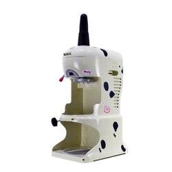 1 pc automatyczna handlowa kruszenia lodu 220 V lodu maszyna do kruszenia  piasek maszyna do lodu  maszyna do lodów