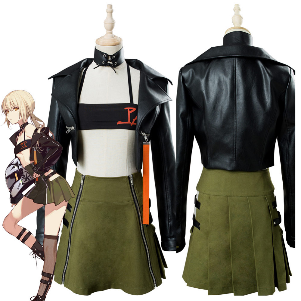 Anime Costumes Women's Costumes Good 2019 Lord El-melloi Ii Case Files Gray Cosplay Costume Fate Zero Cosplay Halloween Carnival Costume For Adult Women Custom Made