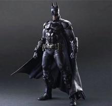 Play Arts Kai Bat Man Bat-man Figure Bruce Wayne Boy Wonder Variant Play Art KAI  27cm PVC Action Figure Doll Toys Kids Gift
