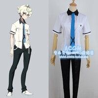 Anime Kiznaiver Agata Katsuhira Uniform Cosplay costume