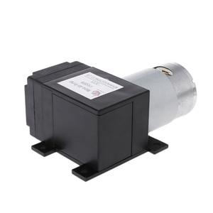 Image 5 - 12V Mini Vacuum Pump 8L/min High Pressure Suction Diaphragm Pumps with Holder  C