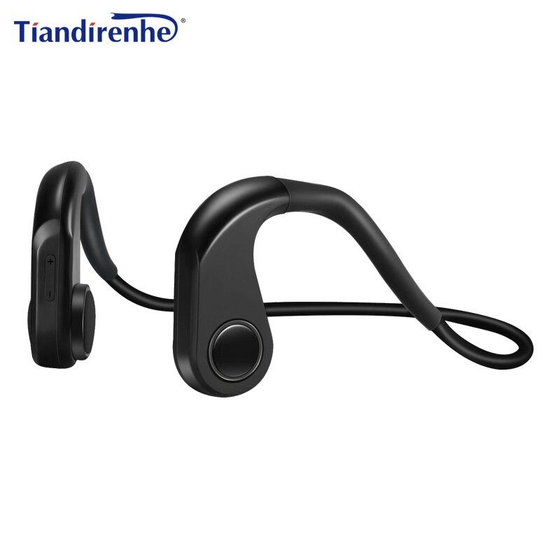 Z9 Bone Conduction Wireless Bluetooth V4.1 Headset Sport Running Headphone Ear Hook IPX6 Waterproof for Iphone Xiaomi Pk Z8 bluetooth wireless outdoor sport dust masks headphones headset for iphone samsung xiaomi bone conduction headphone