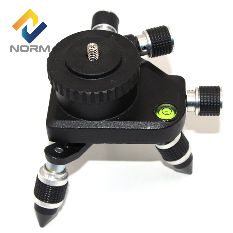 Norme livraison rotation trépied support pour laser niveau