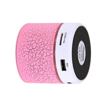 Led Mini Portable Wireless Speakers Bluetooth Speaker With Mic Tf C Fm Portable Speaker Usb Mp3 Subwoofer For Phone Computer