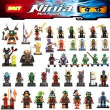 Ninja Kai Cyren Doubloon Nadakhan Clancee lepin Bucko Aciton Figures Blocks Models Building Toys gifts for