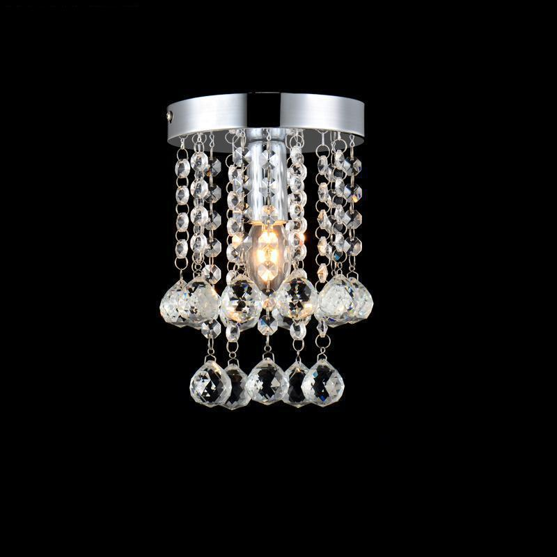 Lamparas De Techo Ceiling Lights Lamp Led For Home Light Fixtures Crystal Lamps 110v-220v E14