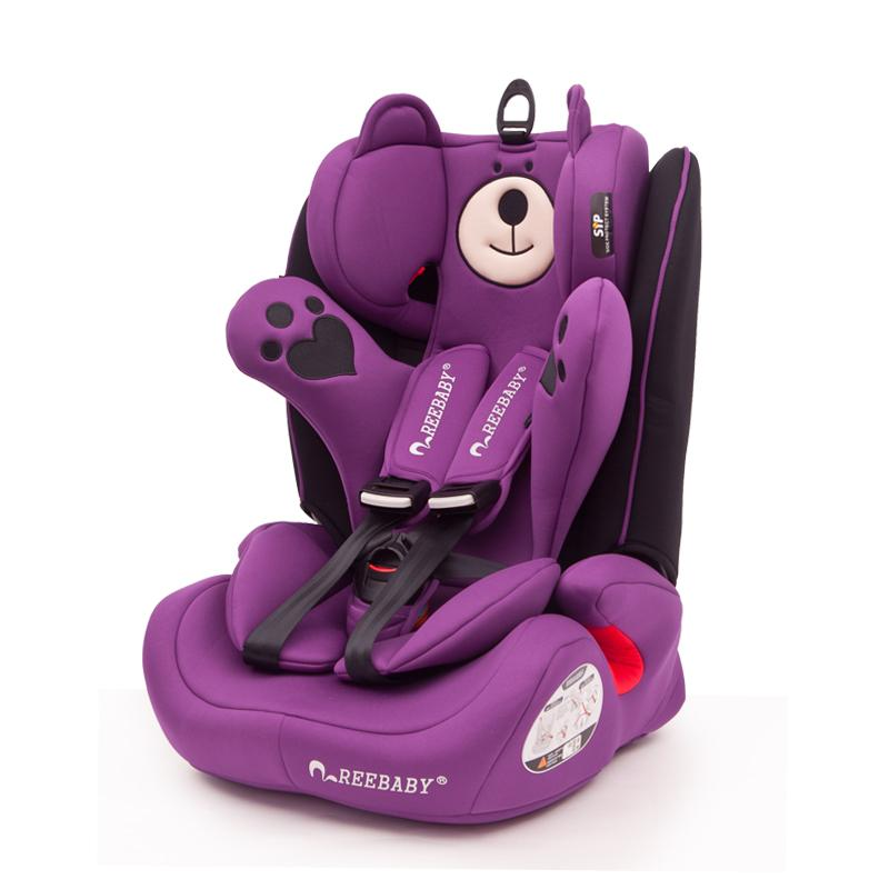 Fast Ship! Child Safety Seat Car Baby Baby Reclining Simple Car Portable Seat 0-12 Years Old