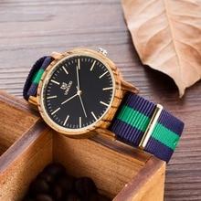 2016 Новейший японский miyota 2035 движение наручные часы мода повседневная бамбук деревянные watche спорт платье бизнес часы подарок продаж