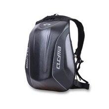 Мотоциклетный рюкзак из углеродного волокна, сумка для мотокросса, шлем, рюкзак Knight