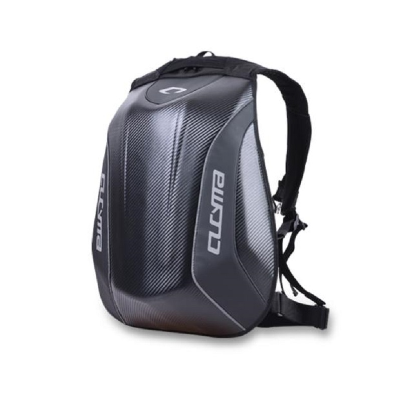 New Motorcycle Backpack Carbon Fiber Motocross Racing Riding Helmet Bag Motorbike Knight Backpack cucyma motorcycle bag waterproof motorcycle backpack carbon fiber motocross racing riding helmet bag motorbike knight backpack