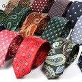 New Fashion Formal Comercial Gravata Para O Casamento Jacquard Listrado Clássico Gravatas Dos Homens Laços De Casamento Acessórios
