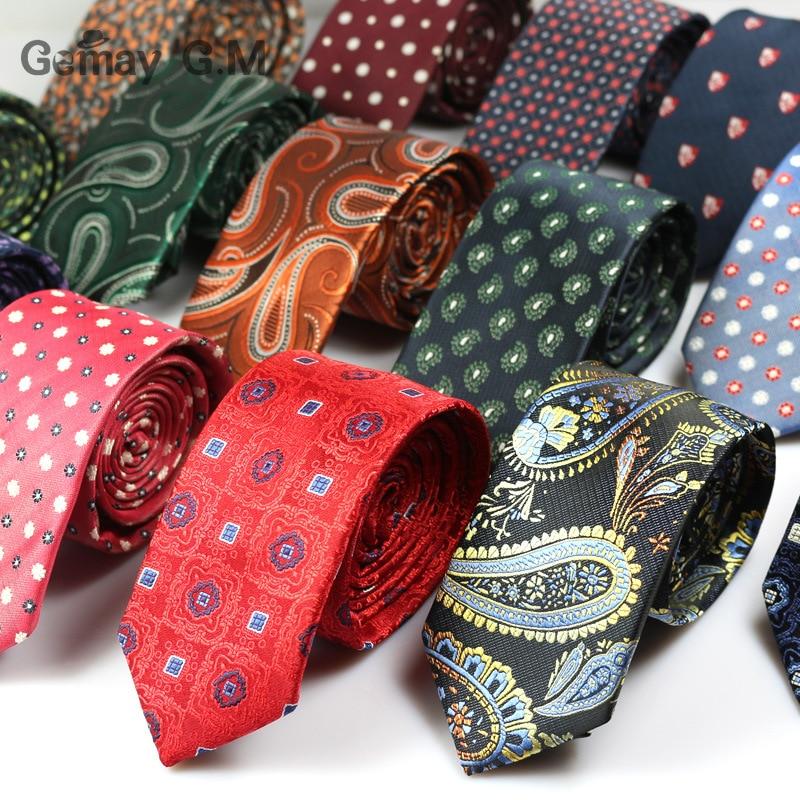 Fesyen Baru Tali Leher Komersial Formal Baru untuk Pernikahan Jalur Klasik Jacquard Wedding Ties Lelaki Aksesori Tali leher