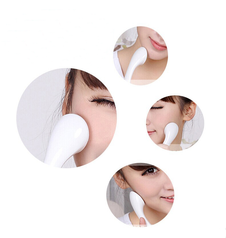 teknologi baru Mini Home Face Facial Massager Beauty Health Care Skin - Penjagaan kesihatan - Foto 2