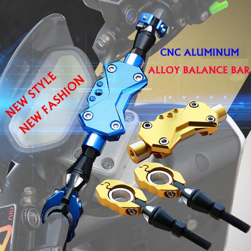 22mm 28mm Universel Réglable Moto Guidon Cross Bar Pour Honda Pour Kawasaki Pour Yamaha