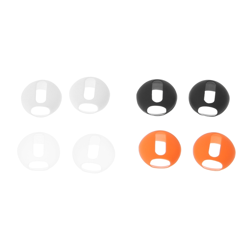 8pcs/4pair Silicone Earbuds Cover Anti-lost Ear Cap For Apple Airpods Wireless Bluetooth Earphone For Iphone 7 8 X Latest Technology