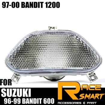 Motorcycle Tail Light Taillight FOR SUZUKI 1996 - 1999 BANDIT 600 LED Turn Signals Brake Light 1997 - 2000 BANDIT 1200