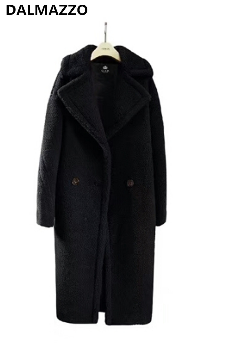 Livraison De Chaud Date Manteau Brown Avec Sous Vêtements Épaissir 2018 En Peluche Dhl 6 D'hiver Couleurs Mode Femmes Brise vent Par Femelle Oversize rtqYzr