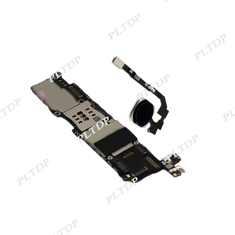 Image 5 - New Arrival 100% Original Motherboard For iPhone 5SE SE Unlocked Mainboard With Touch ID Logic Board Full Function-in Mobile Phone Antenna from Cellphones & Telecommunications