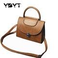 YBYT марка 2017 новый дамы винтаж повседневная щитка сумка hotsale простой джокер модные сумки женщины плеча crossbody сумки