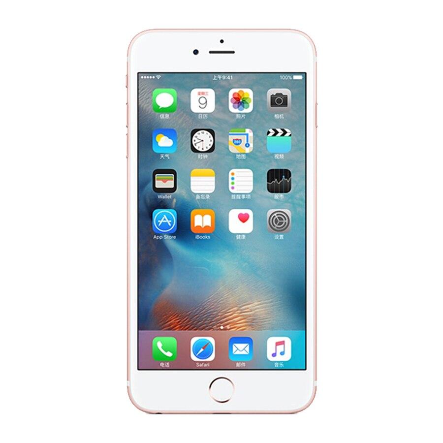 Image 2 - Разблокированный оригинальный Apple iphone 6s 2 Гб Оперативная память 16 Гб/64/128 ГБ Встроенная память IOS Двухъядерный 4,7 ''12.0MP Камера A9, сеть 4G LTE, мобильный телефон iphone 6s-in Мобильные телефоны from Мобильные телефоны и телекоммуникации