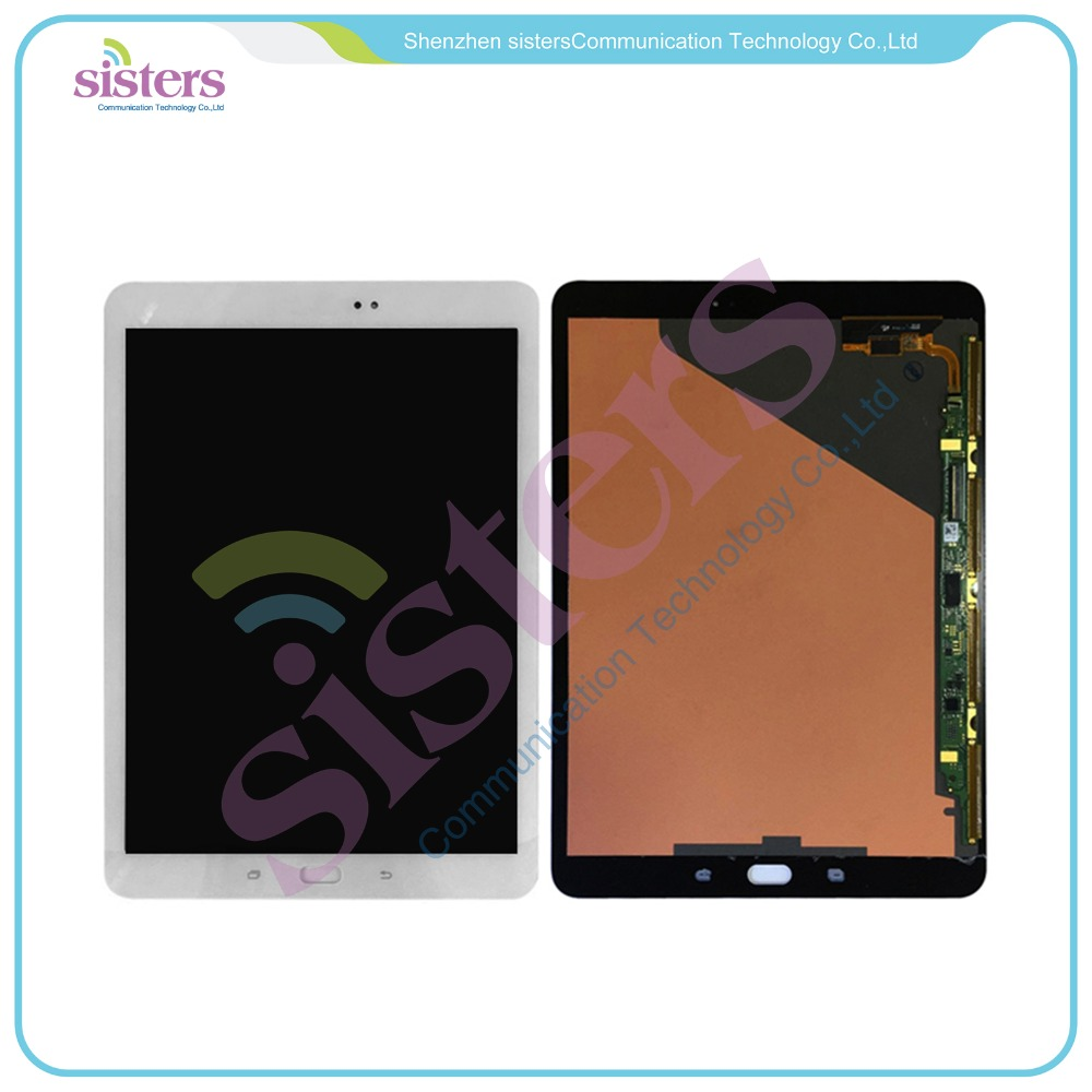 For Samsung GALAXY Tab S2 T810 T815 LCD Display with Touch Screen Digitizer Sensor Full Assembly