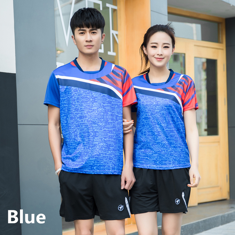 Trikot Badminton Tischtennis Navy 2 Xl Products Hot Sale xl