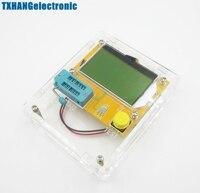 LCR T4 Clear Transistor Tester Diode Triode Capacitance LCR ESR Meter Module