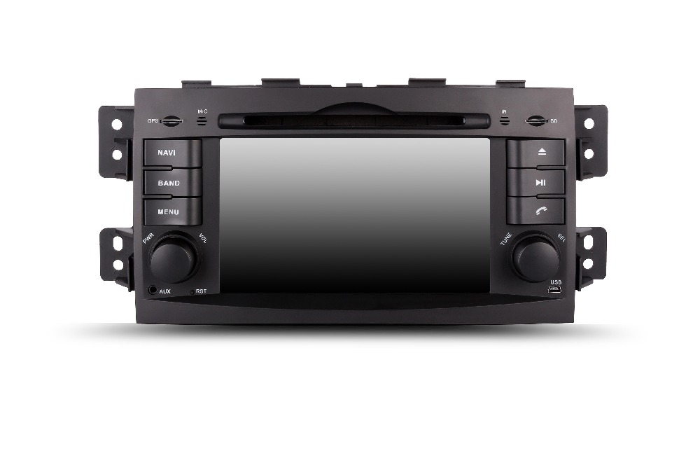 Discount GIFTS ROM 16G Quad Core Android 7.1 Fit  KIA MOHAVE BORREGO 2008 -2017 CAR DVD PLAYER Multimedia Navigation DVD GPS STEREO RADIO 1