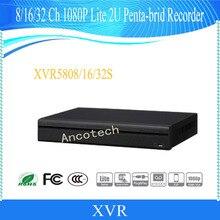 DAHUA 8 Channel Penta-brid 1080P Lite 2U Digital Video Recorder Without Logo XVR5808S