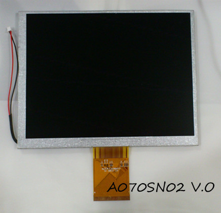 Free shipping 7inch 60pin LCD screen Z070SN02 V0 , A070SN02 V0 for Yuandao N10, U9GT tablet lcd screen,4:3 lcd screen,800*600 free shipping 1pcs cm50dy 24h power module the original new offers welcome to order yf0617 relay