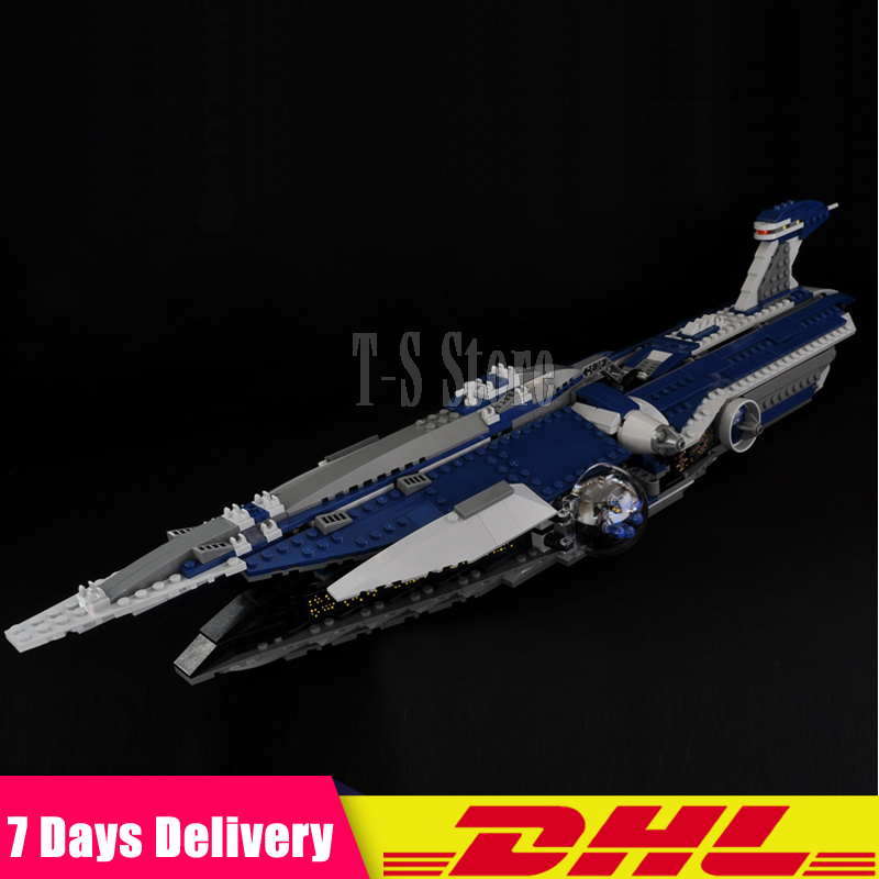 DHL IN Stock LEPIN 05072 Star 1192PCS Wars General Grievous Malevolence Space Ship Building Blocks Bricks Set DIY Toys Fit 9515 8 in 1 military ship building blocks toys for boys