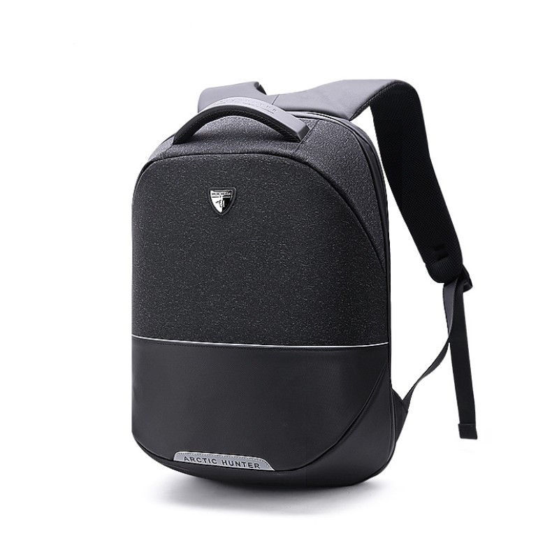 LHLYSGS Mark Ryden Fashion Mens Business Anti-theft Backpack USB charging computer Travel Waterproof Backpack For Teenager