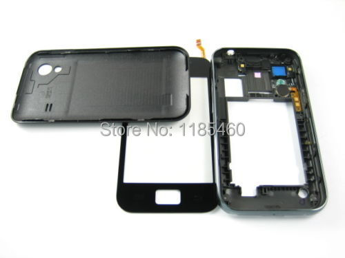 Housing Cover+Touch Screen Digitizer for Samsung Galaxy Ace GT-S5830 Black