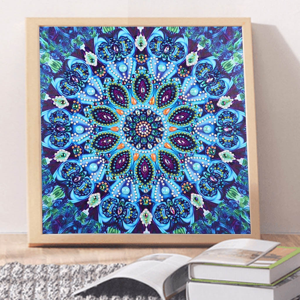 Special Shaped Diamond Painting Plant Landscape Modern pattern DIY 5D Partial Drill Cross Stitch Kits Crystal Arts