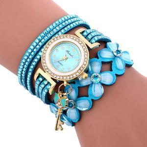 2018 relógios femininos novo luxo casual analógico liga relógio de quartzo pulseira de couro do plutônio relógios presente relogio feminino reloj mujer