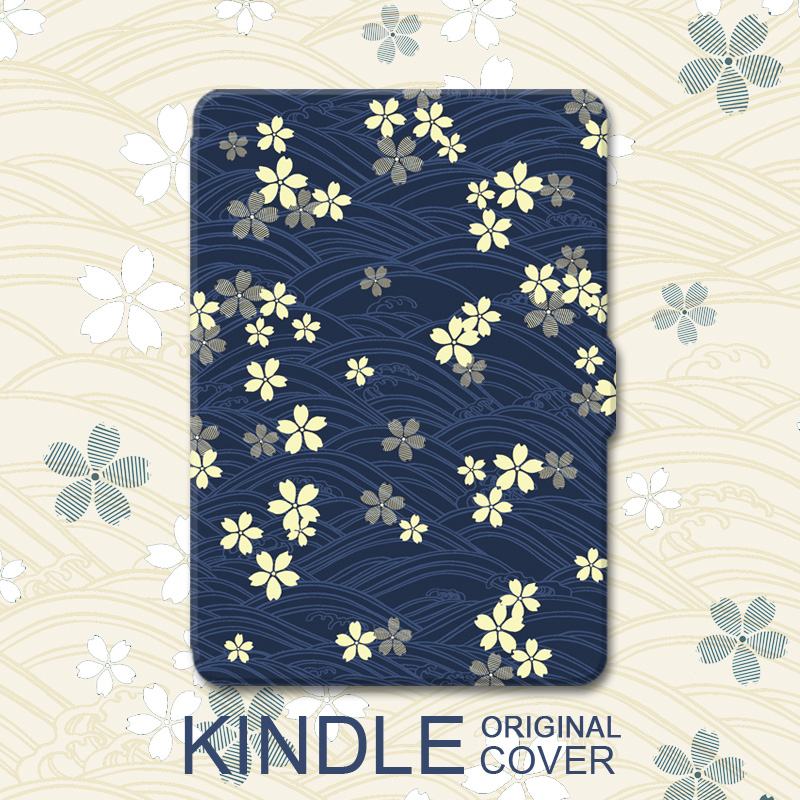Kindle Book Cover Design : Original design kindle paperwhite case skin lighted slim