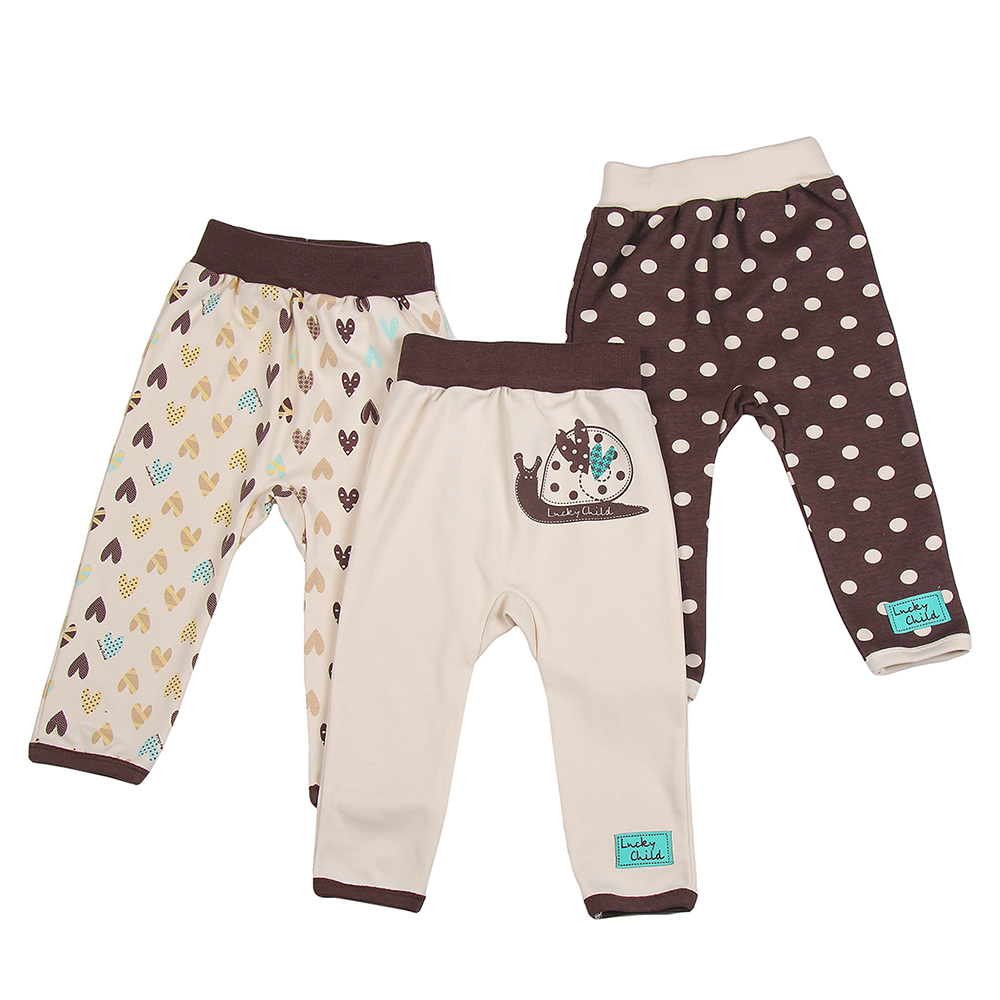 Pants & Capris Lucky Child for girls and boys 30-139 (24M-3T) Leggings Hot Children clothes trousers