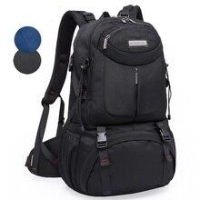 2227 Новый студент рюкзак компьютер дорожная сумка прочный водонепроницаемый мешок мужчины практическая большой емкости рюкзак