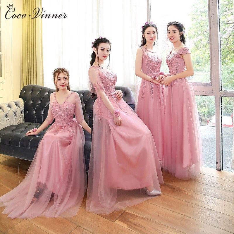 Bonito Vestidos De Dama De Malva Ideas Ornamento Elaboración ...