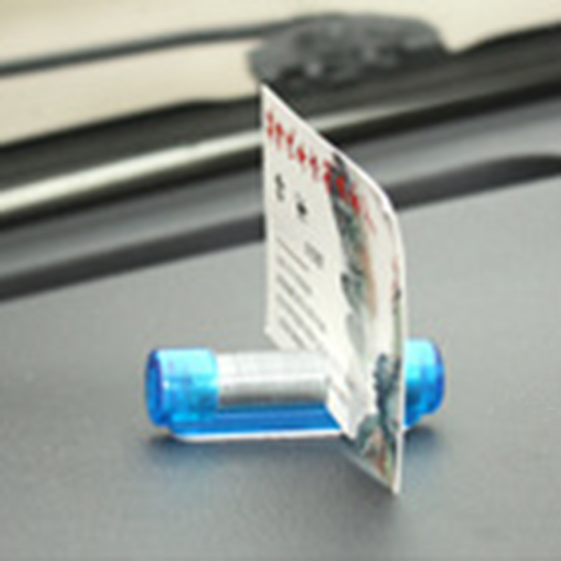Car dashboard business card holder stainless steel bank card ticket car dashboard business card holder stainless steel bank card ticket holder car styling clip in glasses case from automobiles motorcycles on aliexpress colourmoves