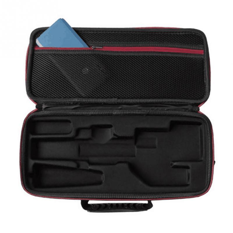 Portable impermeable bolsa de transporte PU Material bolsa de viaje Camping Cámara accesorios para Zhiyun Smooth 4
