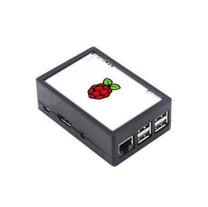 Image 2 - Raspberry Pi Model 3 B+ Starter Kit w/ 3.5inch  128M SPI LCD Display Power Heat sink