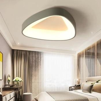 Modern Bedroom Ceiling Light Decoration Iron LED Ceiling ...