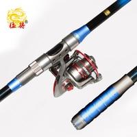 High carbon superhard ultralight fishing rod hand pole fishing rod sea rod