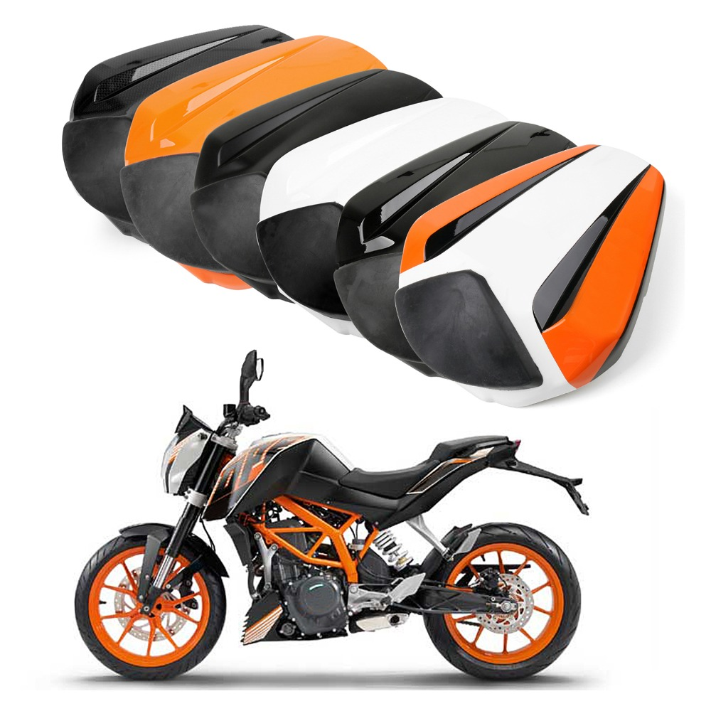 Areyourshop Rear Seat Cover Cowl For Ktm 200 390 Duke 2012