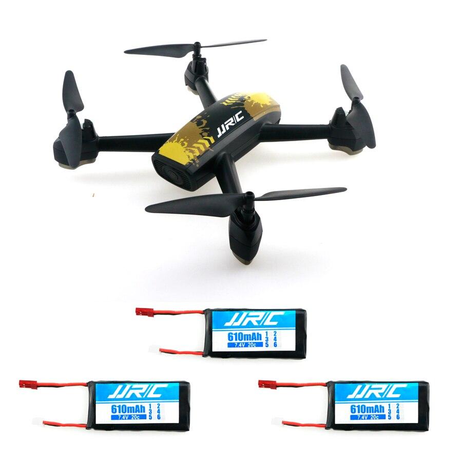 JJRC H55 RC hélicoptères Drones GPS positionnement 720 P WiFi caméra RC Drone Dron quadrirotor JJRC H55 Tracker VS E58 H37 jouet
