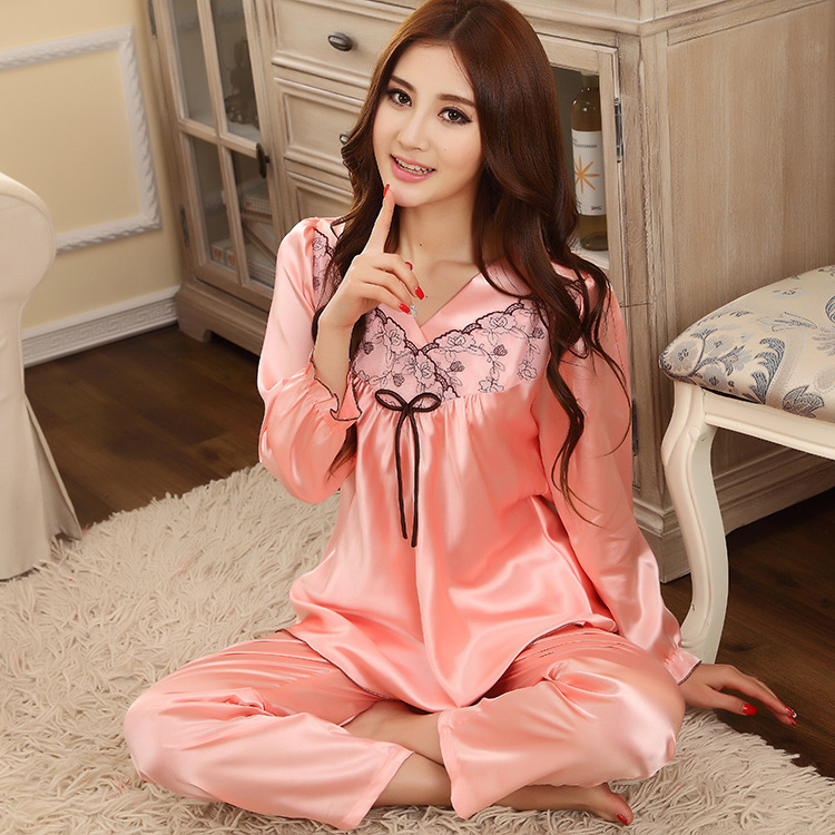 popular ladies luxury pyjamas buy cheap ladies luxury. Black Bedroom Furniture Sets. Home Design Ideas
