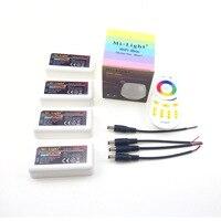 Mi Light WIFI Controller 4pcs 2 4G 4 Zone Group RGB RGBW LED Controller 12V 24V