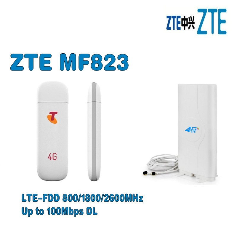 Worldwide delivery zte mf823 4g dongle in NaBaRa Online