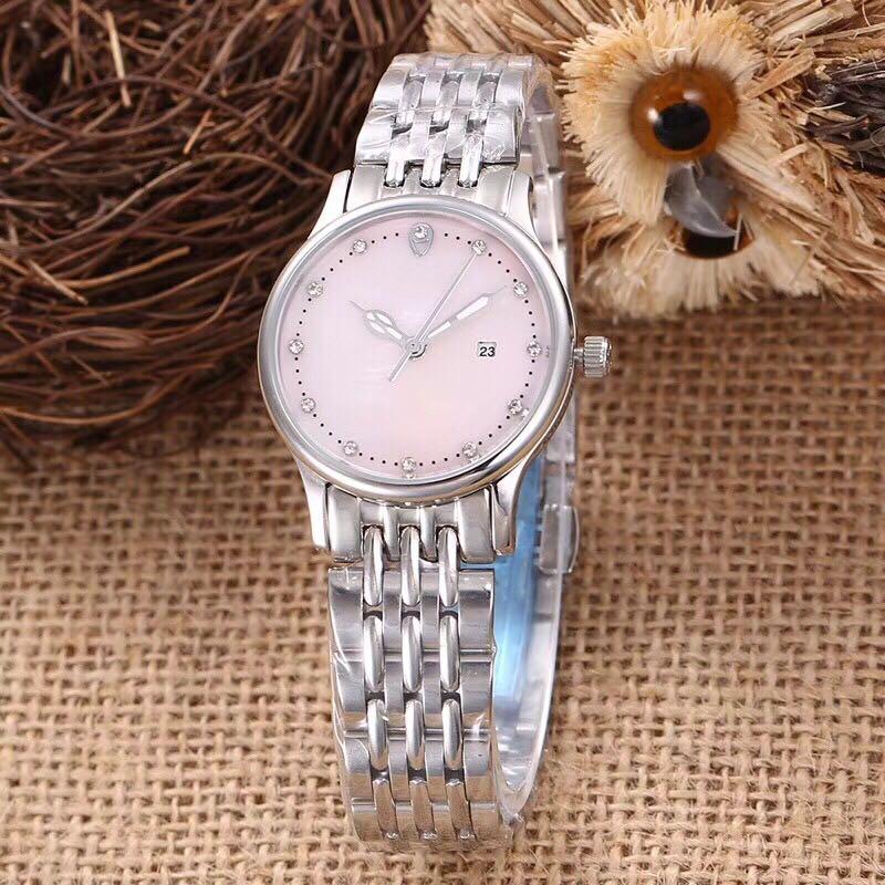 Women's Watches Top Brand Runway Luxury European Design Quartz Wristwatches S0917